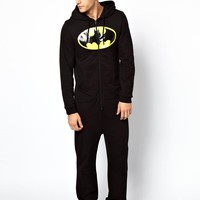 ASOS | ASOS Onesuit With Batman Print at ASOS
