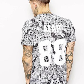 Eleven Paris T-Shirt With AAP Rocky Print