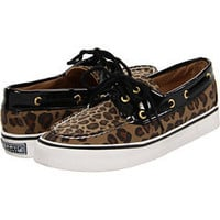 Sperry Top-Sider Biscayne Leopard/Black Patent - 6pm.com