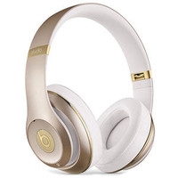 Beats By Dre Studio 2 Headphones Champagne One Size For Men 24856745201
