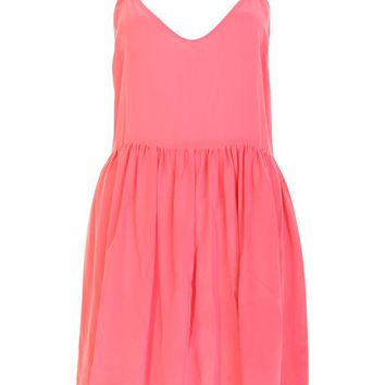 Coral Vest Dress (only available in mocha) - Find Cheap Clothes - Cheap Clothing - Womens £5 Fashion | Missrebel
