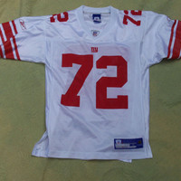 New York Giants Reebok Jersey #72 Umenyiora Size Small