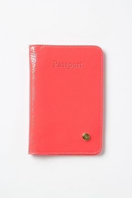 All-Bright Passport Case - Anthropologie.com