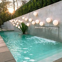 Sunset Magazine&amp;#39;s 2010-2011 Dream Garden Awards: Light as art  Sunset Magazine