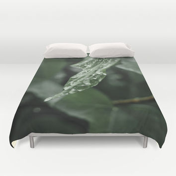 drops Duvet Cover by VanessaGF