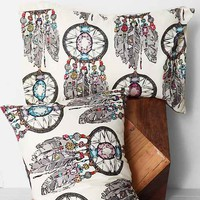 Sharon Turner for DENY Gemstone Dreamcatcher Sham Set - Urban Outfitters