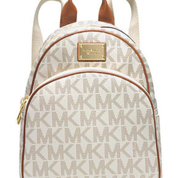 MICHAEL Michael Kors Signature Small Backpack