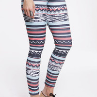 Urban Outfitters - Multicoloured Scuba Leggings