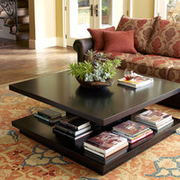 """Book It"" Coffee Table - Neiman Marcus"