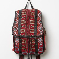 Free People Womens Rosalind Backpack - Black, One Size