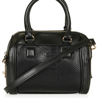 Mini Zip Holdall