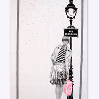 Urban Outfitters - La Cerise Sur Le Gateau Marguerite Tea Towel