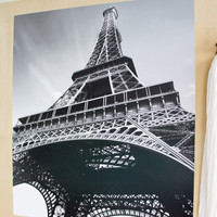 Eiffel Tower Decal