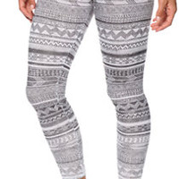 Workshop Sketch Tribal Leggings