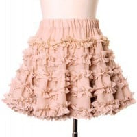 Peach My Heart Petticoat - Retro, Indie and Unique Fashion