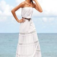 Viscose Gauze Maxi Dress - Victoria's Secret