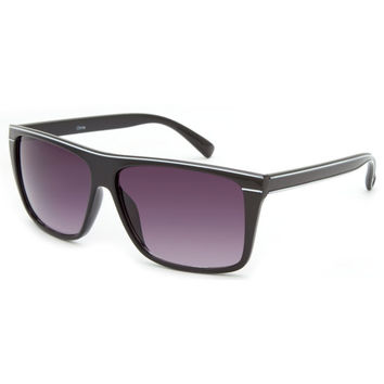 Blue Crown Chillin Classic Sunglasses Black One Size For Men 20438710001