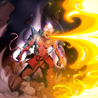 Angry Aang by Darkkenjie on Etsy