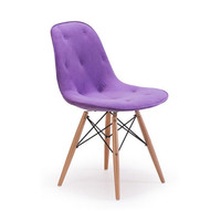 Sjanse Chair in Purple
