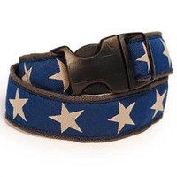 Hemp Star Dog Collars