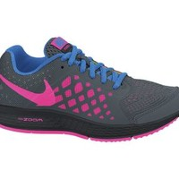 Nike Air Pegasus 31 3.5y-7y Girls' Running Shoes - Dark Magnet Grey