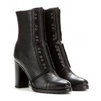 Datchet leather boots