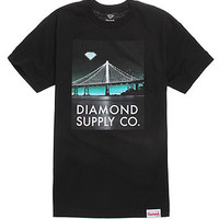 Diamond Supply Co Diamond Lit Bridge T-Shirt at PacSun.com