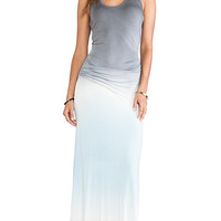 Young, Fabulous & Broke Hamptons Maxi in Blue