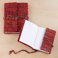 Sari Silk Journal | Home Office Accessories| Accessories | World Market