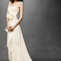 Cascading Goddess Gown in the SHOP Attire Gowns at BHLDN