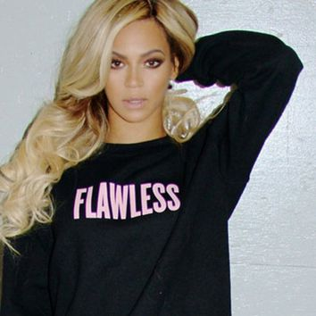 BeWild Brand  Flawless Beyonce Inspired Girls T-shirt 1832-PS
