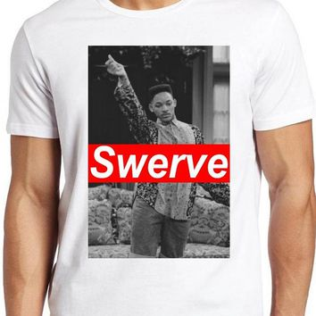 Swerve Tee Dope Swagg Fresh Prince 90x27s Hipster Will Smith