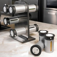 Magnetic Spice Stand - Browse All - Yanko Design