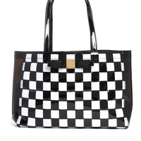 Ted Baker Large Woven Icon Bag