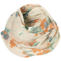 Ditsy Scatter Floral Snood - Scarves  - Accessories  - Topshop