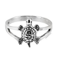 Terrapin Finger Ring on Sale for $15.95 at HippieShop.com