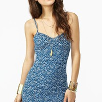 Nasty Gal x MINKPINK Karla Denim Dress