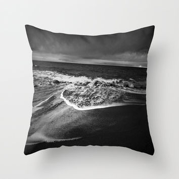 Sea II Throw Pillow by VanessaGF