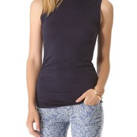 Margot Whisper Ruched Tank