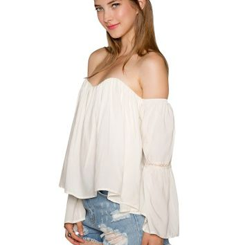 Vivienne Off The Shoulder Top