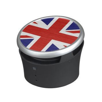 British Flag Bluetooth Speaker