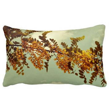 Nature lumbar pillow