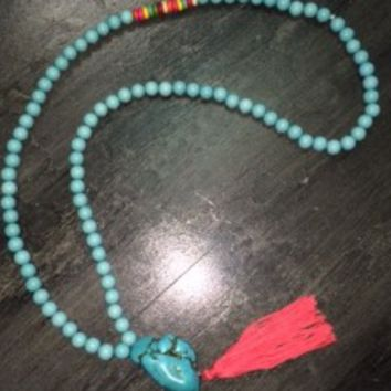 Hand Crafted Perlina Necklace