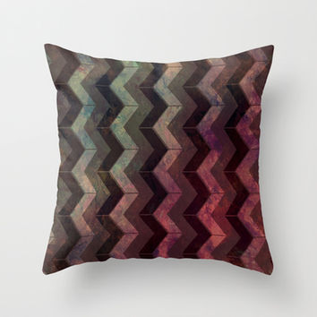 Pattern R2 Throw Pillow by VanessaGF