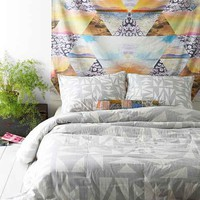 Assembly Home Finn Triangle Comforter - Urban Outfitters