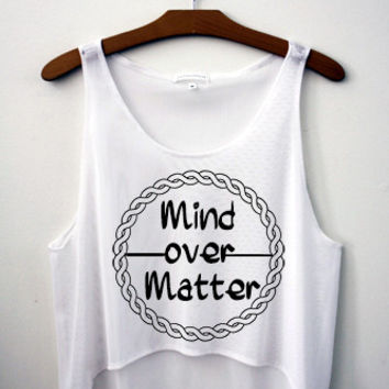 Mind over Matter - Hipster Tops