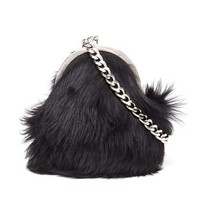 SIMONE ROCHA | Fur Coin Purse | Browns fashion & designer clothes & clothing