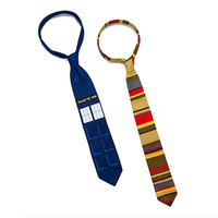 Doctor Who Ties -