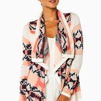 VITAL TRIBAL CARDIGAN