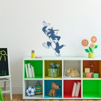 Cartoon Hero Animal Children Room Baby Child Picture Wall Bedroom 325